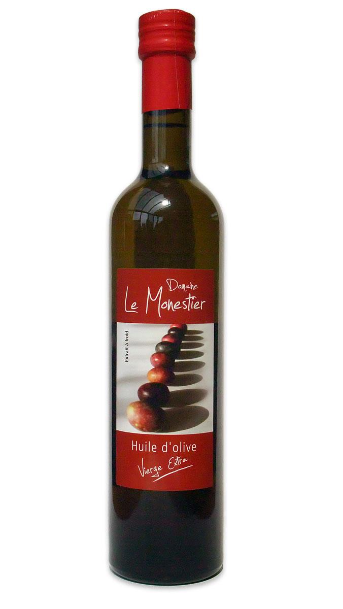 Contacter le domaine le monestier producteur exp diteur for Huile d olive salon de provence